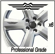 MAZDA STRIPES CAR WHEEL DECALS